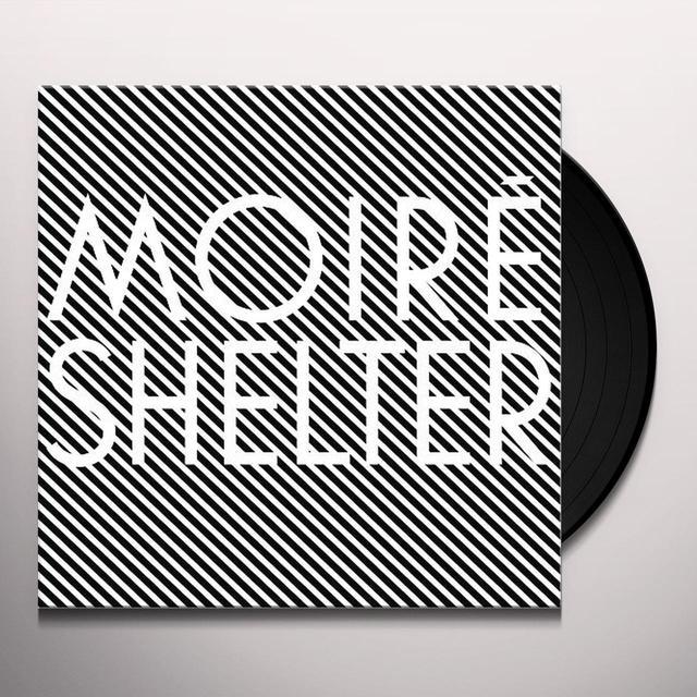 Moire SHELTER Vinyl Record