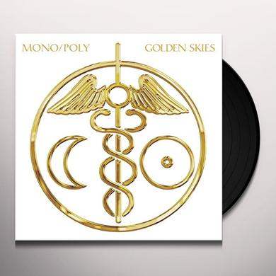 Mono/Poly GOLDEN SKIES Vinyl Record - Digital Download Included