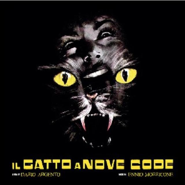 Ennio (Gate) (Ltd) Morricone IL GATTO A NOVE CODE / O.S.T. Vinyl Record
