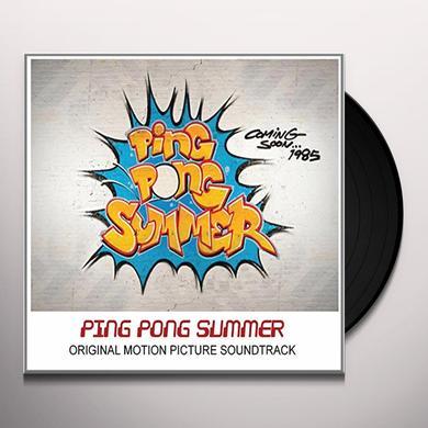 PING PONG SUMMER / O.S.T. Vinyl Record