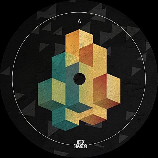 Rhythmic Theory ENDLESS FORMS Vinyl Record