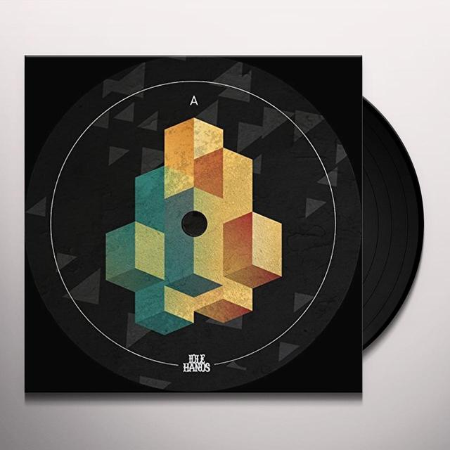 Rhythmic Theory ENDLESS FORMS Vinyl Record - UK Import