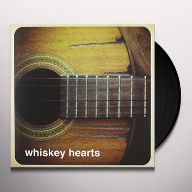Whiskey Hearts SO COLD/GOT AWAY LTD. ED. Vinyl Record