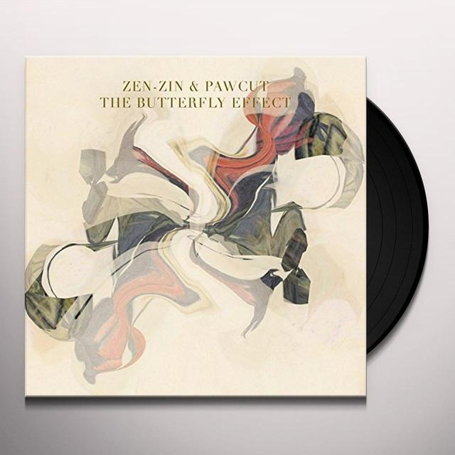 Zen-Zin & Pawcut BUTTERFLY EFFECT Vinyl Record - UK Import