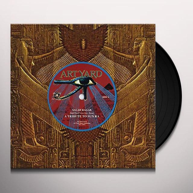 Salah Ragab & The Cairo Jazz Band TRIBUTE TO SUN RA/LATINO IN CAIRO Vinyl Record - UK Import