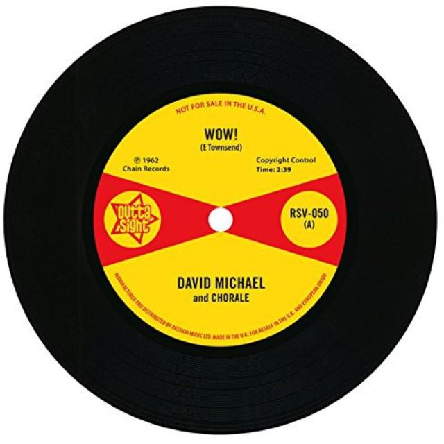 David Michael & Hank Levine WOW!/IMAGE PART 1 Vinyl Record