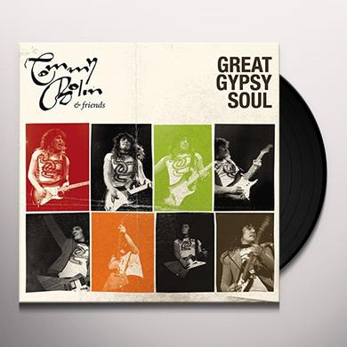 Tommy Bolin & Friends GREAT GYPSY SOUL Vinyl Record - UK Import