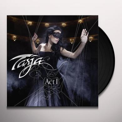 Tarja ACT 1 Vinyl Record - UK Import