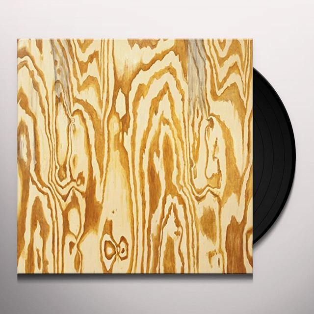 Mazes WOODEN AQUARIUM Vinyl Record