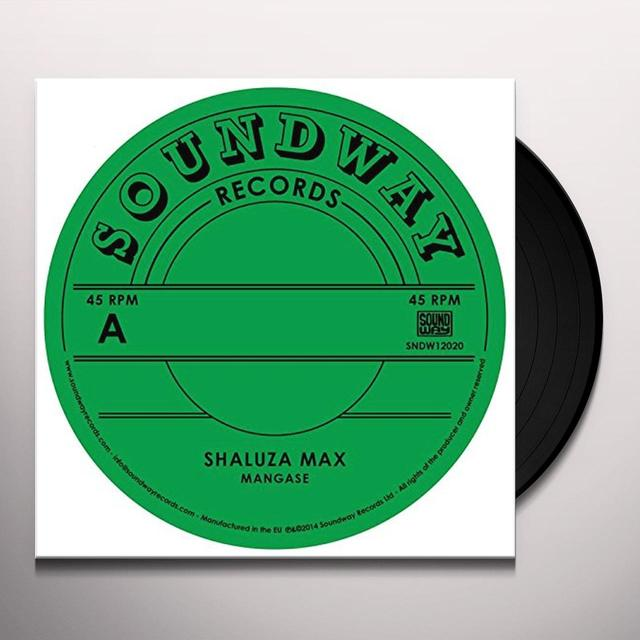 Shaluza Max/Tabu Ley Rochereau MANGANESE/HAFI DEO Vinyl Record - UK Import