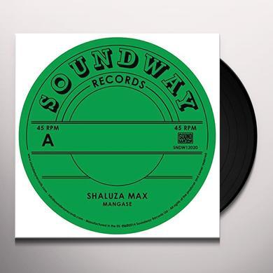 Shaluza Max/Tabu Ley Rochereau MANGANESE/HAFI DEO Vinyl Record - UK Release