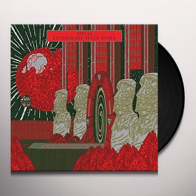 Distal RETROGRADE SPACE OPERA Vinyl Record - UK Import