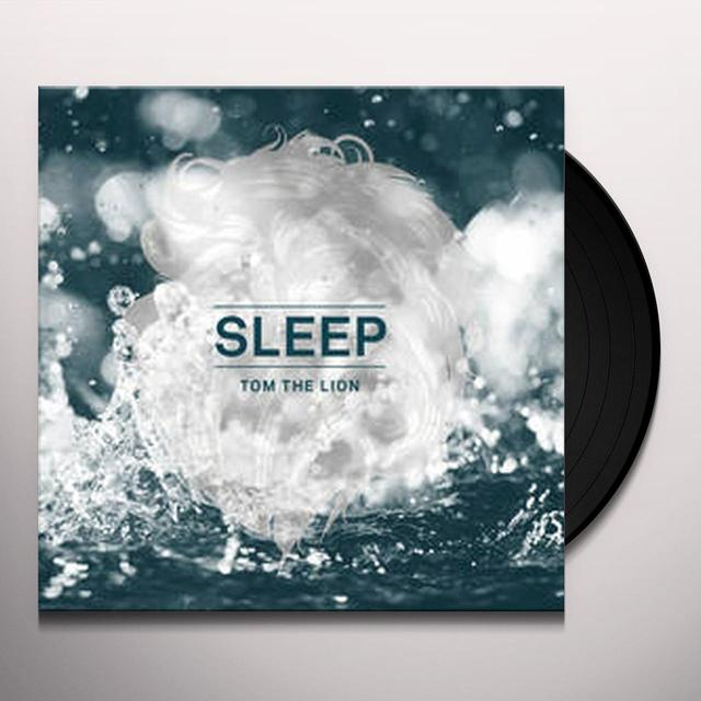 Tom The Lion SLEEP Vinyl Record - UK Import