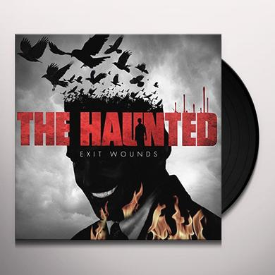 Haunted EXIT WOUNDS Vinyl Record