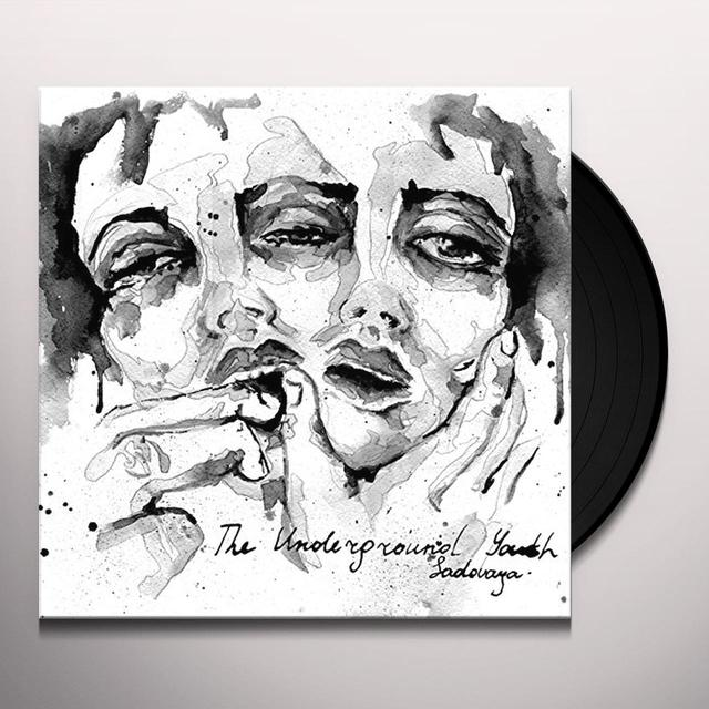 The Underground Youth SADOVAYA Vinyl Record - UK Import
