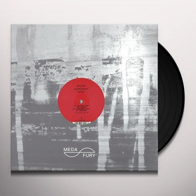 Damon Bell HUE MAN MADE (UK) (Vinyl)