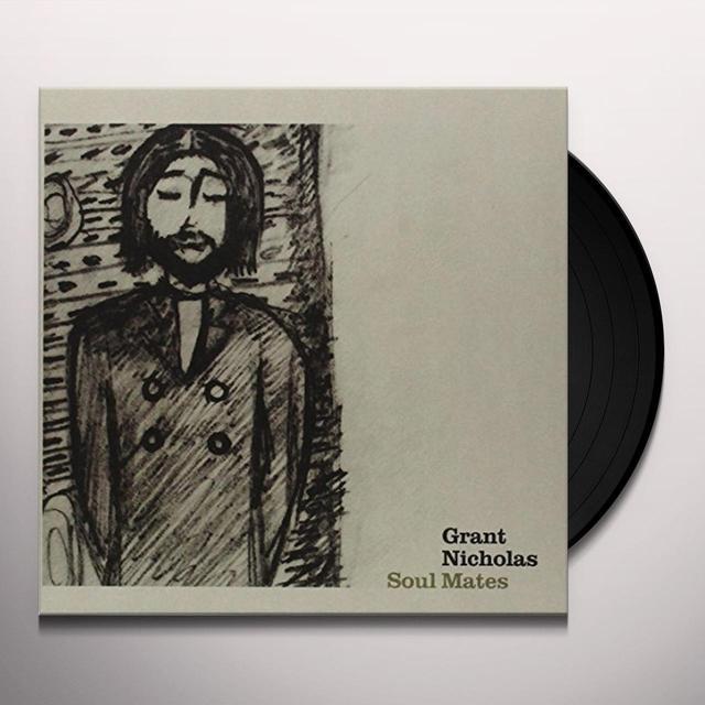 Grant Nicholas SOUL MATES Vinyl Record