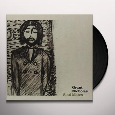 Grant Nicholas SOUL MATES Vinyl Record - UK Import