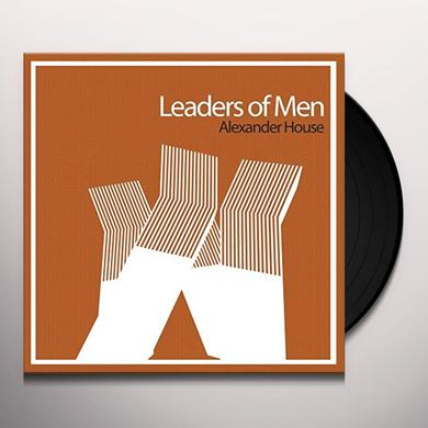 Leaders Of Men ALEXANDER HOUSE EP Vinyl Record