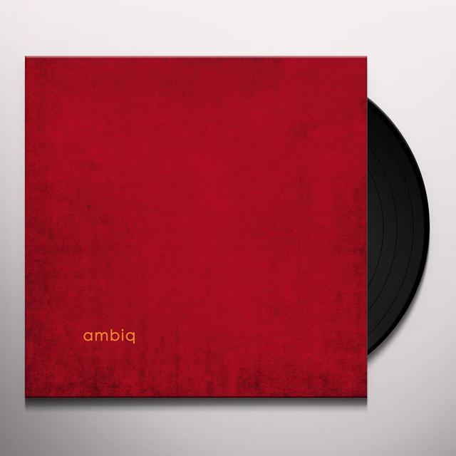 Max Claudio Puntin Loderbauer & Samuel Rohrer AMBIQ (UK) (Vinyl)