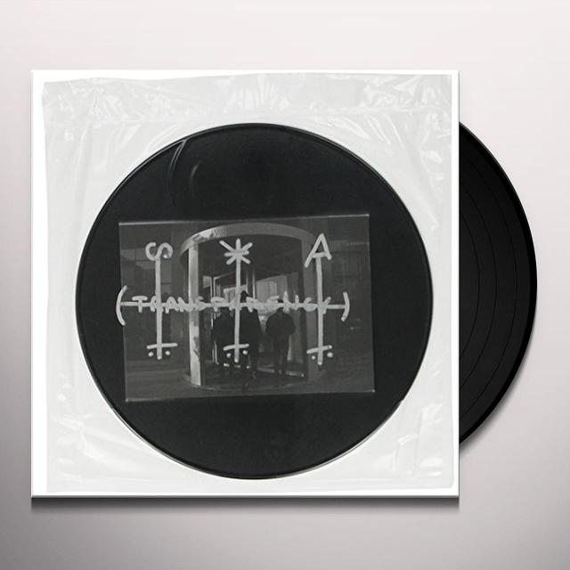 One Circle TRANSPARENCY Vinyl Record - UK Release