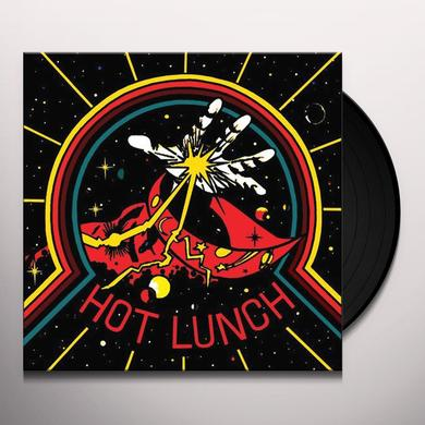 Hot Lunch HOUSE OF WHISPERS Vinyl Record