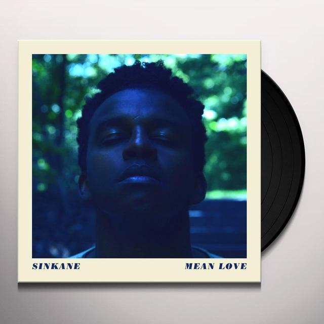 Sinkane MEAN LOVE Vinyl Record