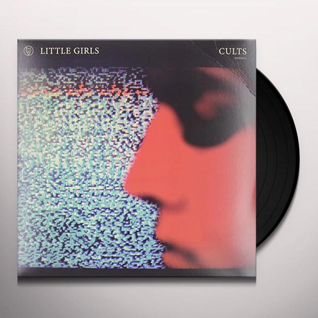 Little Girl CULTS EP Vinyl Record - Canada Import