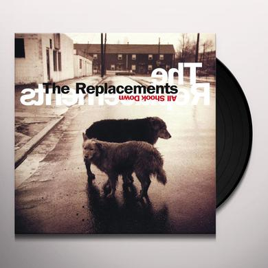 The Replacements ALL SHOOK DOWN Vinyl Record - Holland Import