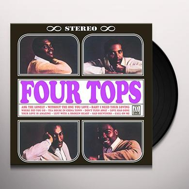 FOUR TOPS Vinyl Record - Holland Import