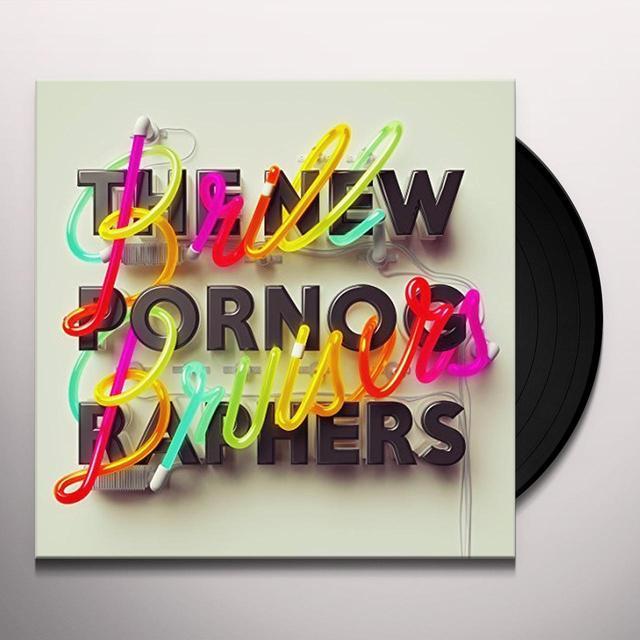 The New Pornographers BRILL BRUISERS (DLCD) (LTD) (Vinyl)