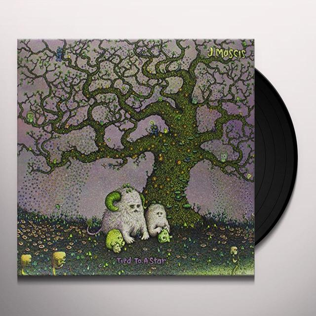 J Mascis TIED TO A STAR Vinyl Record - Digital Download Included