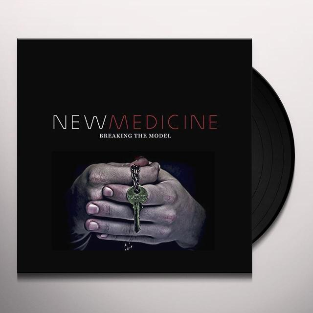 New Medicine BREAKING THE MODEL Vinyl Record