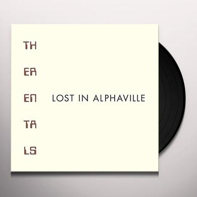 Rentals LOST IN ALPHAVILLE Vinyl Record - 180 Gram Pressing, Digital Download Included