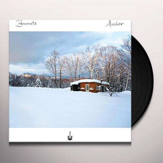 Zammuto ANCHOR Vinyl Record