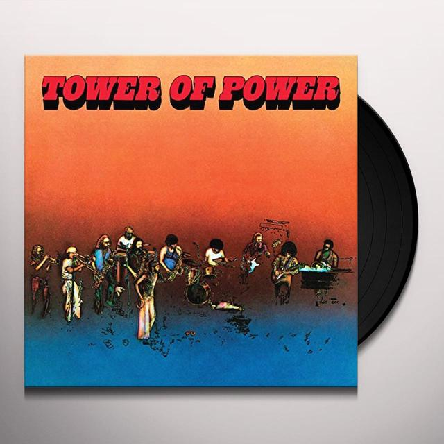 TOWER OF POWER Vinyl Record - Limited Edition, 180 Gram Pressing, Anniversary Edition