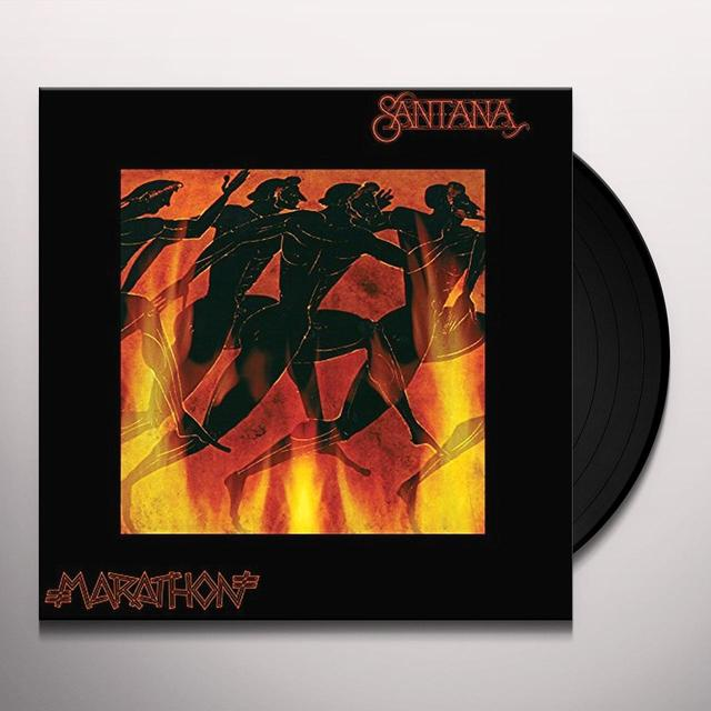 Santana MARATHON Vinyl Record