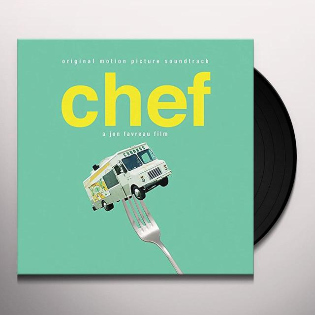 Chef / O.S.T. (Dlcd) CHEF (SELECTIONS FROM ORIGINAL SOUNDTRACK) / OST Vinyl Record