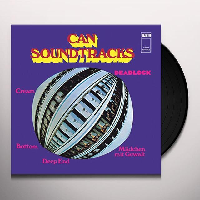 Can SOUNDTRACKS Vinyl Record
