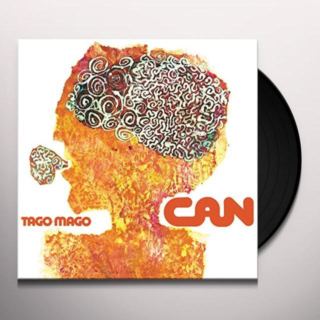 Can TAGO MAGO Vinyl Record
