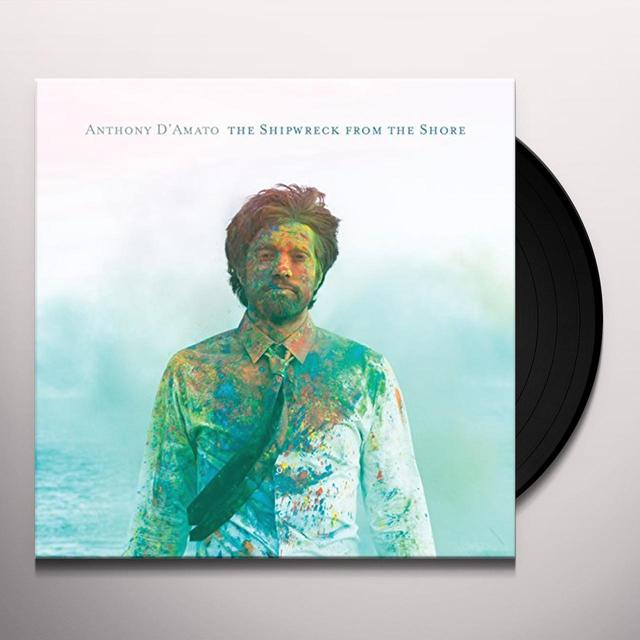Anthony D'Amato SHIPWRECK FROM THE SHORE Vinyl Record - Digital Download Included