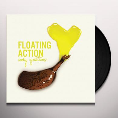 Floating Action BODY QUESTIONS Vinyl Record