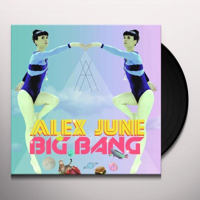 Alex June BIG BANG Vinyl Record