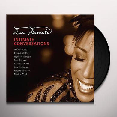 Dee Daniels INTIMATE CONVERSATIONS Vinyl Record