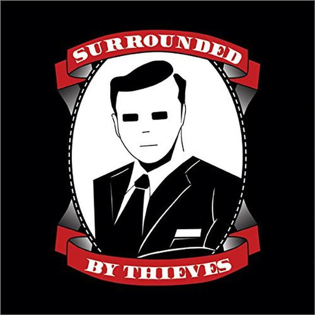 SURROUNDED BY THIEVES Vinyl Record