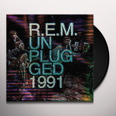 R.E.M. MTV UNPLUGGED 1991 Vinyl Record