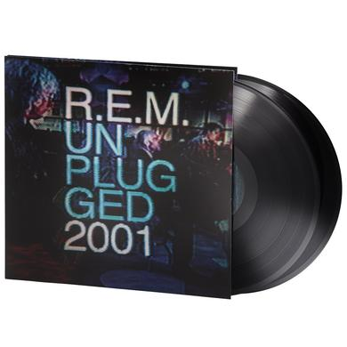 R.E.M. MTV UNPLUGGED 2001 Vinyl Record