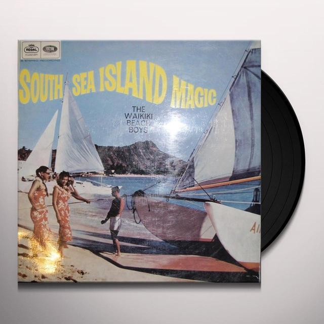 Beach Beach SEA Vinyl Record