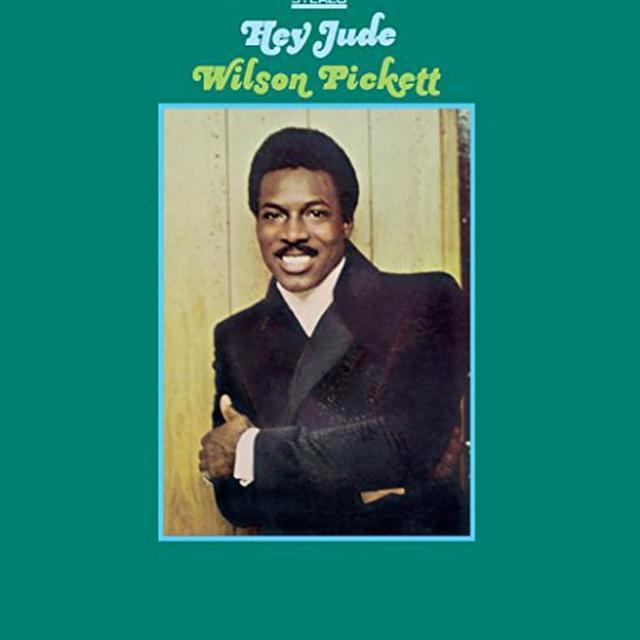 Wilson Pickett HEY JUDE Vinyl Record - 180 Gram Pressing