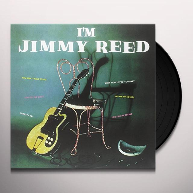 IM JIMMY REED Vinyl Record - Limited Edition